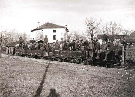 Ferrovia a Thiene