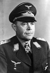 Albert Kesselring comandante dell'esercito tedesco in Italia